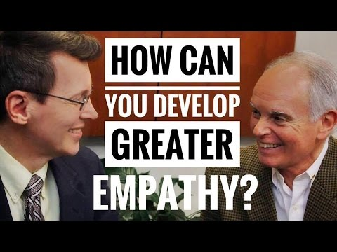 How to Develop Empathy - 3 Strategies for Learning Empathy ...