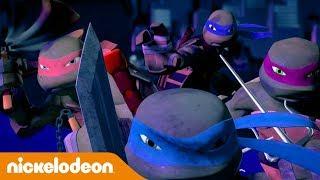 🔴 Смотрите в прямом эфире: Черепашки-ниндзя   На поверхность!   Nickelodeon Россия