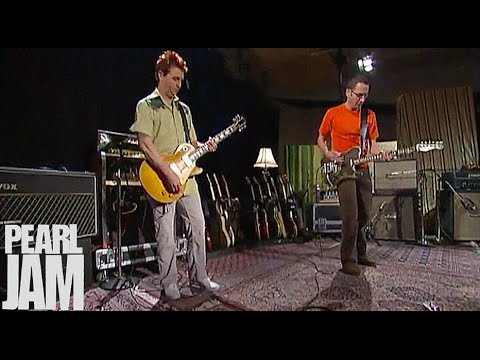 Life Wasted - AOL Sessions - Pearl Jam