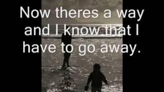 Father And Son   Cat Stevens [lyrics]