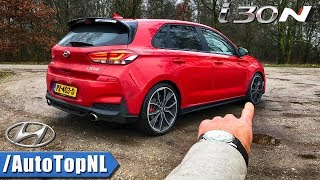 Hyundai i30 N REVIEW POV on AUTOBAHN & FOREST ROADS by AutoTopNL
