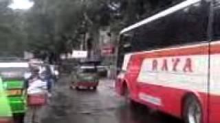 Bus Raya Proteus Rombakan Berangkat Agen Raya Sukasari