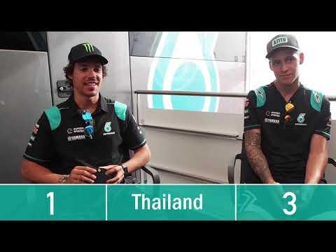 Franky and Fabio go head to head on overseas races!