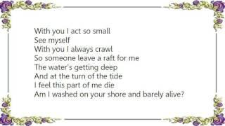 Charlotte Martin - On Your Shore Lyrics