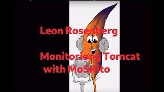 Leon Rosenberg - MoSKito - Java health and performance monitoring