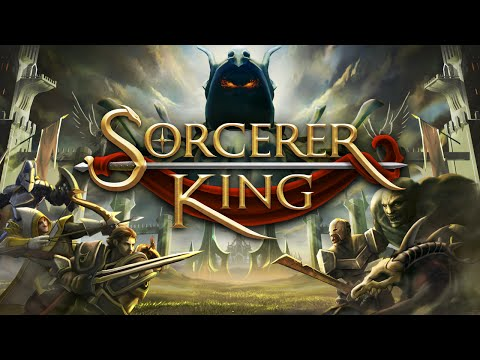 Sorcerer King Launch Trailer thumbnail
