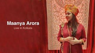 Wedding Song Maanya Arora - Jamai Raja Ram Mila - Live Event @ JW Marriott Kolkata - KOLKATA