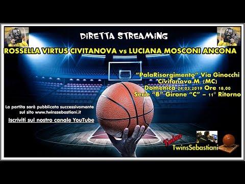 Preview video DIRETTA Rossella Civitanova - Luciana Mosconi Ancona