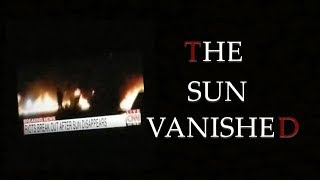 TheSunVanished - Apocalyptic Twitter ARG Investigation