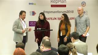 REPMAN FORUM 2018 SALİM KADIBEŞEGİL GENÇLERLE İNTERAKTİF TARTIŞMA