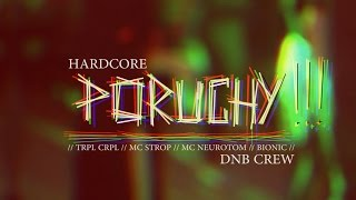 Video TRPL CRPL - HardCore Poruchy / MC STROP x MC NEUROTOM x BIONIC /