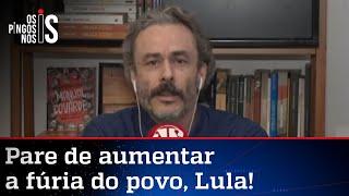 Os Pingos nos Is: O conselho de Fiuza para o ex-presidiário Lula
