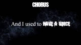 """Too Close To Touch – """"Inside Voices"""" (Lyrics)"""