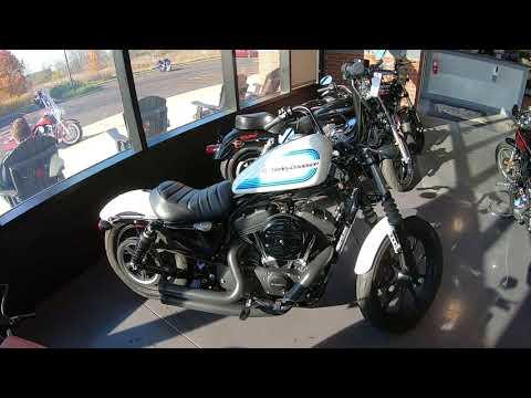 2018 Harley-Davidson Sportster XL1200 Iron 1200