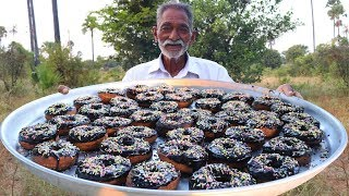 Donuts Recipe ||  Easy Homemade Donuts Recipe By Our Grandpa || Grandpa Kitchen | Kholo.pk