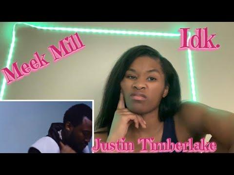 Meek Mill Believe Ft. Justin Timberlake Reaction Video!!!!!