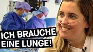 Organspende: Sabina bekommt eine neue Lunge! Lungentransplantation || PULS Reportage