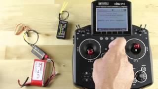 Device Explorer Programming: Receiver Satellite Setup