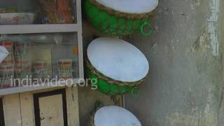 Drum Making, Porbandar
