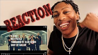 Tumbando El Club (Remix)(Official Video) REACTION