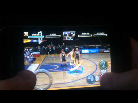 NBA Jam On The iPhone Looks Like A Slam Dunk