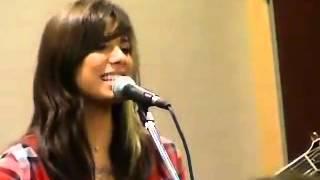 Christina Perri - Bang Bang Bang Live