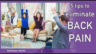 Hallmark Channel - Posture Expert's Top Life-Changing Tips (Posture Makeover)