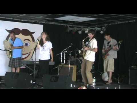 Wakah Chan - Dark Eyed Gypsy @ The Wonder Bar 8/7/2011 Benefit Show