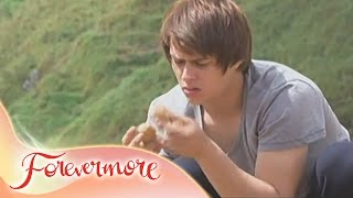 Forevermore: Xander Plays With The Crops