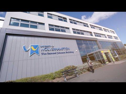 University of Wolverhampton Campus Tour Video