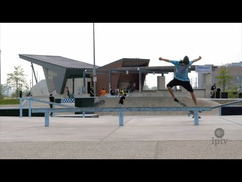 Public Skateparks of Iowa