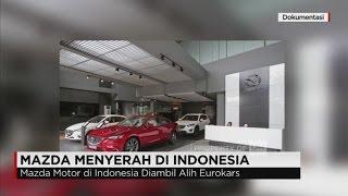Mazda Menyerah di Indonesia
