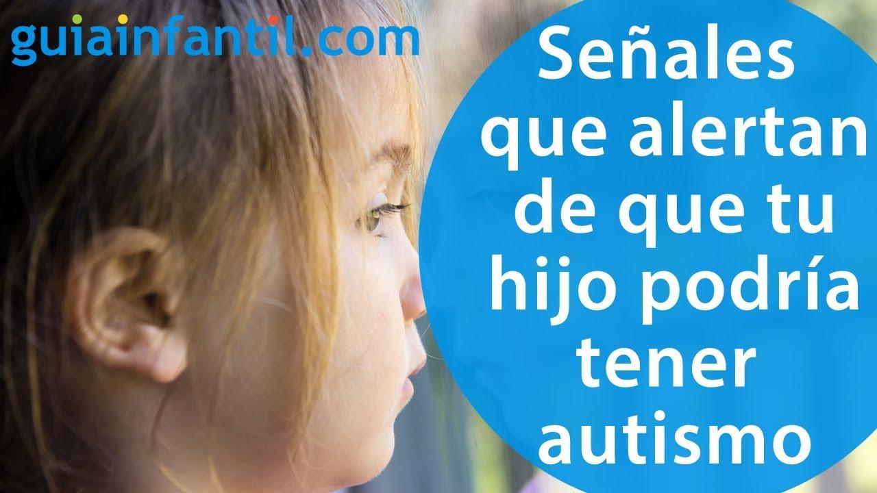 Señales que alertan de que tu hijo podría tener autismo | Autismo infantil