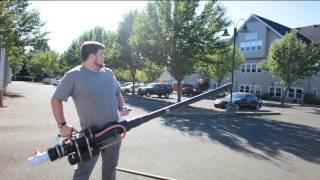 Dan Spangler's Combustion Cannon on Make: Live ep15