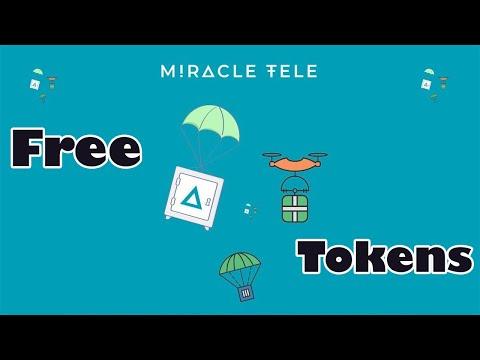 Segundo Airdrop Miracle Tele de $15,5 Dólares , CORRE ! GANHE TODO DIA.