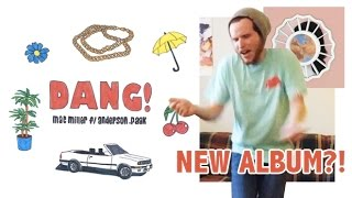 Mac Miller - Dang! (feat. Anderson .Paak) FIRST REACTION/REVIEW