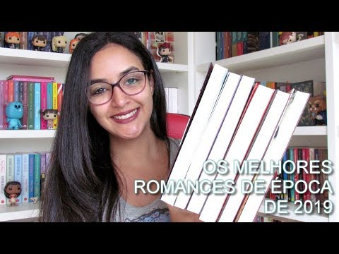Os melhores Romances de Época de 2019