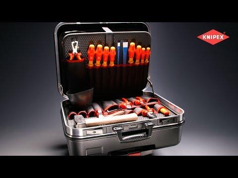 """Mallette à outils """"BIG Basic Move"""" Électro (00 21 06 HL S)"""