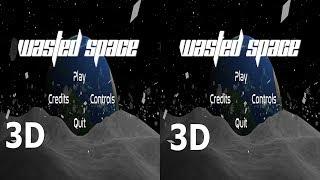 Wasted Space 3D SBS VR Box Google Cardboard