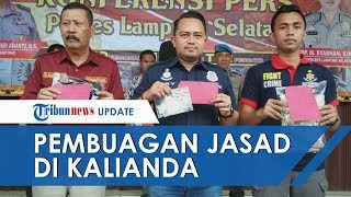 Kronologi Jasad Perempuan yang Tewas akibat Overdosis, Dibuang di Stadion Jati Kalianda