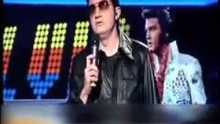 ADAM GAŁKA  Najlepszy polski Elvis Presley Polsat News