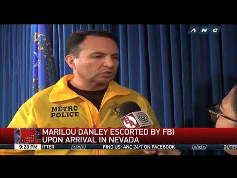 Las Vegas gunman visited Philippines, U.S. officials say