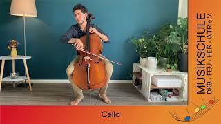 Musikschule Cello