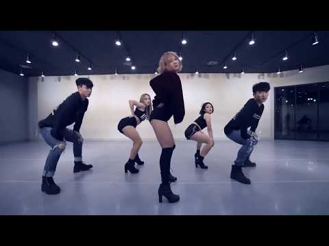 HyunA -  Lip & Hip Dance Cover mirror
