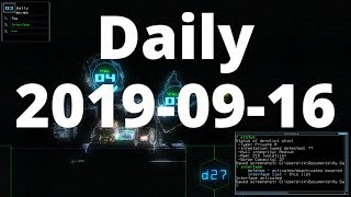 Duskers - Daily Challenge 2019-09-16