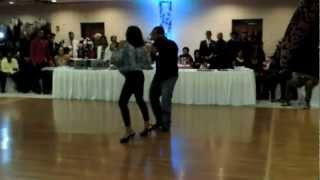 Arthur Corbin and Kim Mayberry Zydeco Showcase- Dallas 1st Friday- Taste of Houston