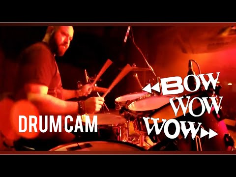 """Mile High Club"" Live Drum Cam with Bow Wow Wow!"