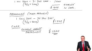 Accruals and Prepayments (part a) - ACCA Financial Accounting (FA) lectures