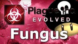 Plague Inc. Evolved - Fungus Walkthrough (Mega Brutal)