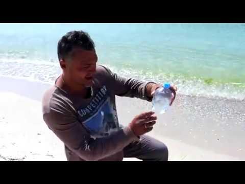 Лайфхак выживания: опреснение морской воды пластиковой бутылкой